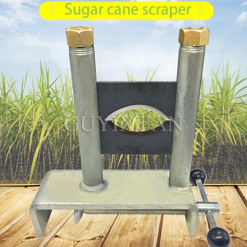 Машина для пилинга сахарного тростника ручная машина для пилинга Коммерческая Машина для скребка сахарного тростника
