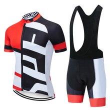 2019 nova specializeding conjunto camisa de ciclismo respirável corrida esporte camisa da bicicleta dos homens roupas ciclismo curto bib shorts