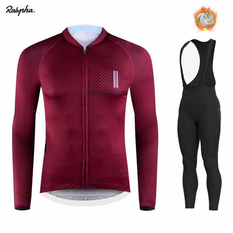 Winter Cycling Clothes Gobiking Long Sleeve Clothing Riding Jersey Set Thermal Fleece Maillot Ropa Ciclismo Invierno Keep Warm