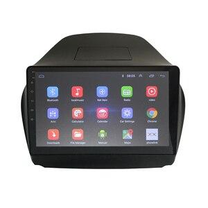 Image 3 - 안드로이드 9.0 라디오 2 딘 자동차 라디오 자동차 스테레오 현대 IX35 투손 2010 2016 autoradio 자동차 오디오 2G + 32G 4G 인터넷