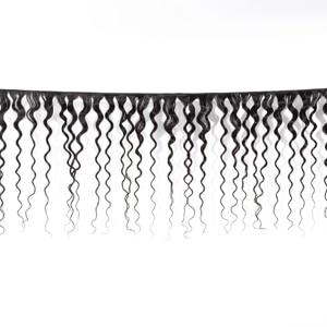 "Image 2 - סוויטי מים גל חבילות הודי תוספות שיער 8 "" 28"" טבעי שחור שיער טבעי Weave חבילות 1/3 /4 חתיכות ללא רמי שיער"