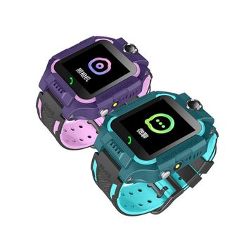 Q19 Smart Watch Boy Gilr LBS Positioning Lacation SOS Camera Smart Phone Baby Watch Voice Chat Smartwatch for Android IOS Q528