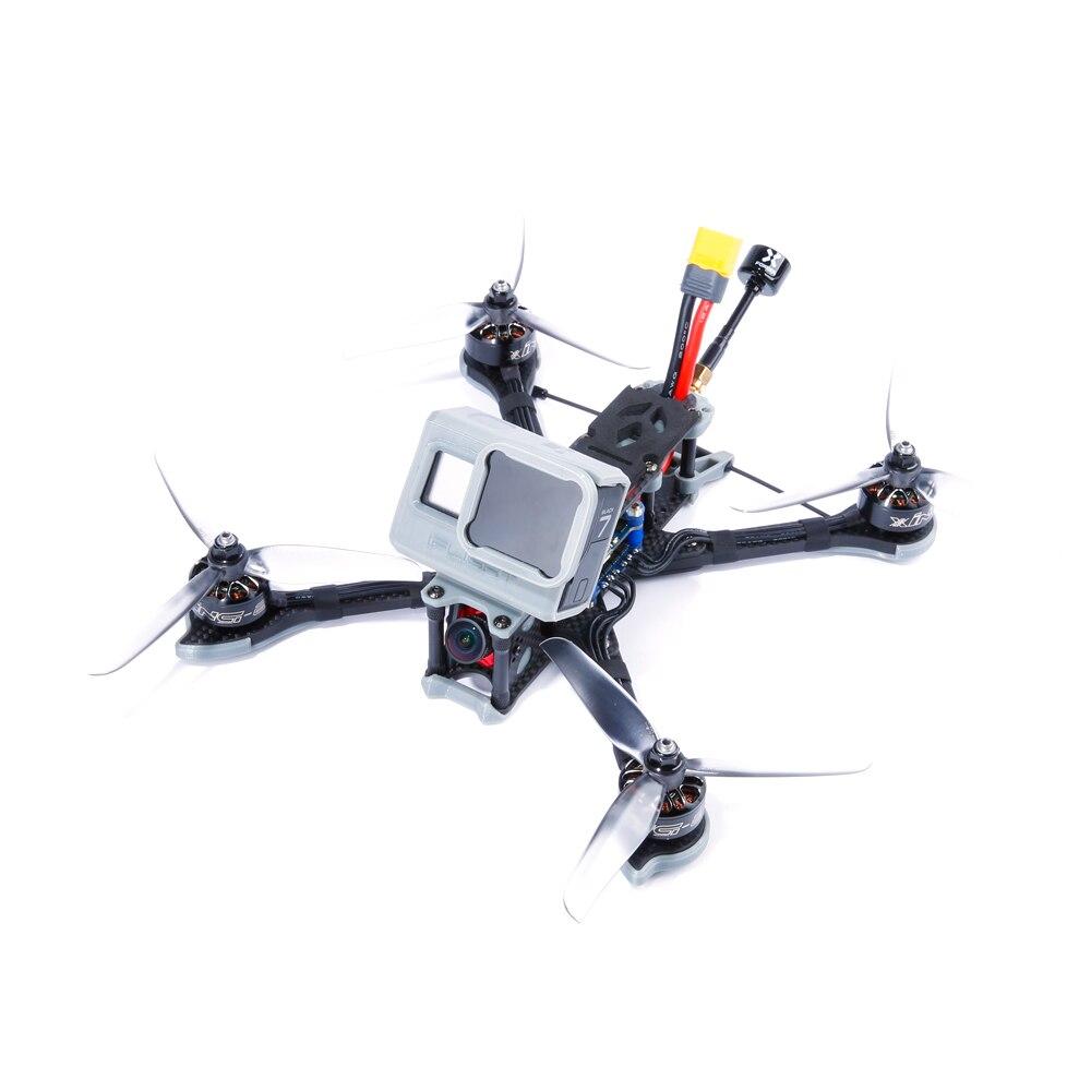 Iflight nazgul5 227mm 4S 2750kv/6 s 1700kv 5 Polegada f4 caddx ratel 45a esc fpv corrida zangão multirotor rc qudcopter bnf pnp