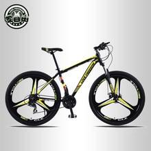 Amor liberdade de alta qualidade 29 Polegada mountain bike 21/24 velocidade alumínio quadro da bicicleta dianteiro e traseiro freio a disco mecânico