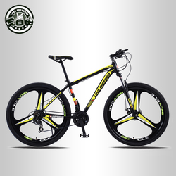 Love Freedom High Quality 29 Inch Mountain Bike 21/24 Speed Aluminum Frame Bicycle Front And Rear Mechanical Disc Brake