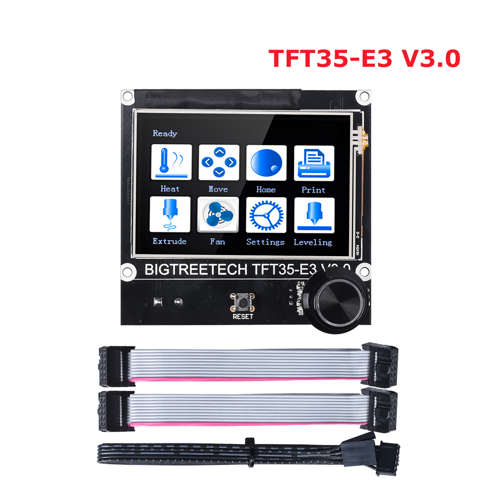 BIGTREETECH TFT35 E3 V3.0 Touch Screen 12864 LCD Display 3D Printer Parts Wifi TFT35 For Ender3 CR-10 SKR V1.3 SKR V1.4 MINI E3