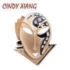 CINDY XIANG Gold Col...