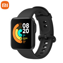 Xiaomi Mi Uhr Lite Bluetooth Smart Uhr GPS 5ATM Wasserdichte SmartWatch Fitness Herz Rate Monitor mi band Globale Version