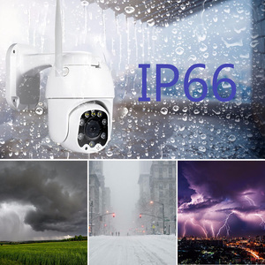 Image 3 - 2MP 3MP 5MP kablosuz PTZ hız Dome CCTV güvenlik IP kamera 4X zoom açık ONVIF iki yönlü ses P2P kamera WIFI Camhi