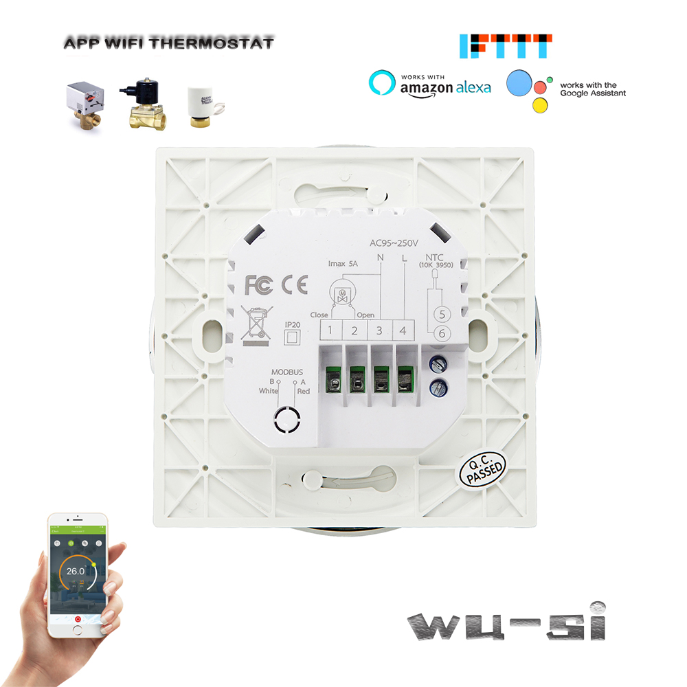 3A Floor Heating WIFI Thermostat