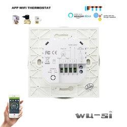 Termostato de aquecimento de piso 3a wifi
