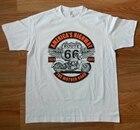 Biker T-Shirt Motorc...