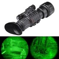 Tipo capacete visualizador noturno monocular multi função de baixa luz + ir hd caça visão noturna escopo|Câmeras de vigilância| |  -