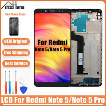 PINZHENG AAAA Original LCD pour Xiaomi Redmi Note 5 5 Pro LCD écran de remplacement pour Redmi Note 5 Snapdragon 636 LCD(China)