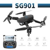 SG901 original phoota Wide Angle HD Camera drone 4K follow me Gesture photo dron Foldable RC Quadcopter Helicopter VS SG 106