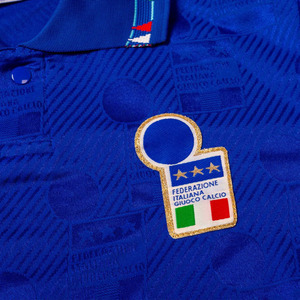 Image 5 - イタリア 1994 レトロロベルトバッジョcamisetaホームアウェイジャージ高品質tシャツtシャツカスタマイズ憂鬱王子
