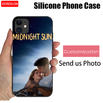 DOREXLON DIY Custom Phone Case for Samsung Galaxy E5 E5000 SM-E500F E500 E500H E500F SM-E500FDS Cover for Samsung Galaxy E5 image