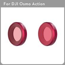 PGYTECH Osmo фильтр для подводного плавания(Master) объектив для камеры для DJI OSMO аксессуары для экшн-камеры
