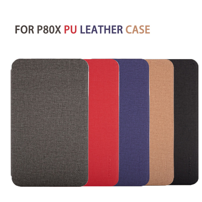 For Teclast P80X Fashion Case Flip Stand PU Leather Case For 8 Inch