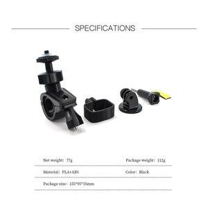 Image 5 - Kamera bisiklet montaj aksamı bisiklet motosiklet braketi tutucu FIMI palmiye eylem kamera standı çerçeve klip GoPro kamera için