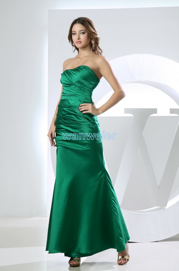 Free Shipping Brides Maid Dress 2016 Celebrity Gown New Arrival Mermaid Plus Size Women's Formal Mint Green Bridesmaids Dresses