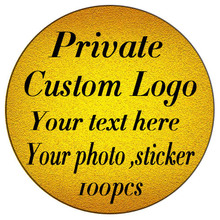100 3 8CMcustom stickers and size LOGO wedding stickers design your own stickers personalized stickers design car window sticker
