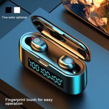 3500MAH Bluetooth 5.0 Earphone 8D Hifi Stereo Wireless Earph