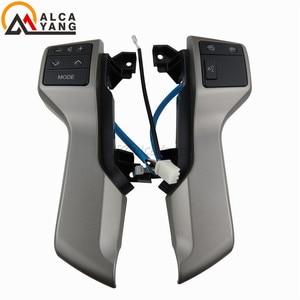 Image 3 - Steering Wheel Combination Control Switch 84250 60140 For Toyota Land Cruiser Prado 150 GRJ150 KDJ150 Car styling