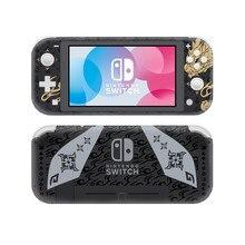 5pcs NintendoSwitch Skin Sticker Decal Cover For Nintendo Switch Lite Protector Nintend Switch Lite Skin Sticker
