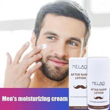 Men's Mustache Shaving Soap Goat Milk Beard Removal Facial Care Aftershave Lotion Men Facial Toner Face Smooth Oil Face Cream