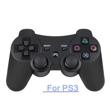 Kablosuz oyun denetleyicisi PS3 kablosuz Bluetooth Gamepad için PS 3 dualshock oyun Joystick Sony Playstation 3 oyun pedi