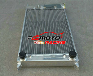 Image 5 - Aluminum Radiator For VW GOLF MK1/CADDY/ SCIROCCO GTI SPEC 1.6 1.8 Hot Selling