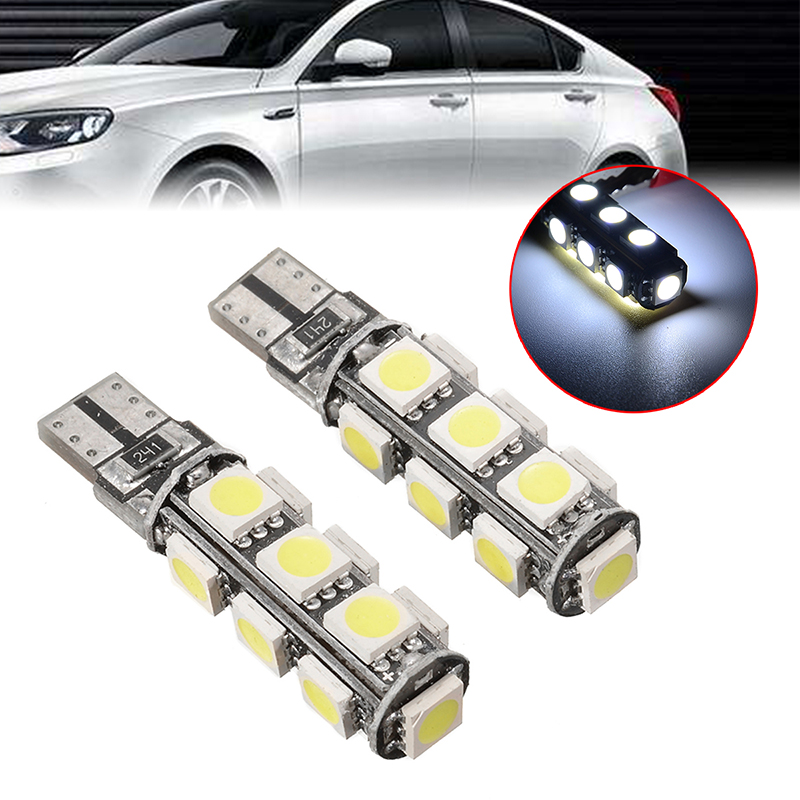 MERCEDES-BENZ CAR LIGHT BULBS LED CANBUS 9 SMD XENON W5W 501 SIDE