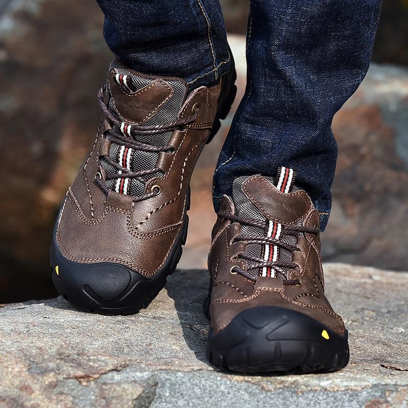 Genuine Leather Men's Casual Shoes Men Loafers Brand New Fashion Boat Sneakers Mature Designer Krasovki herren schuhe