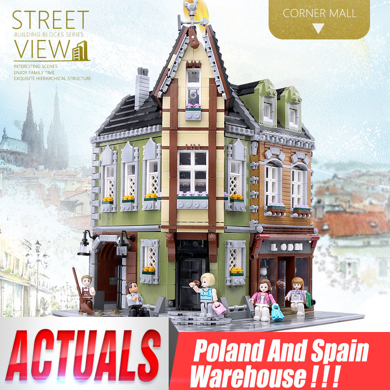 MOC Model Streetview series The brickstive victor