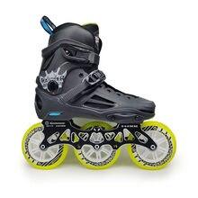 3 roda/4 rodas patins inline xuanwu rolo slalom skate converter para patins de velocidade em linha base do quadro para seba powerslide usuário