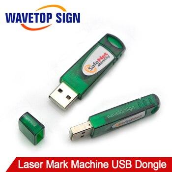 WaveTopSign USB Dongle 2.5.3 Version Software Ezcad Support Ezcad 2.5.0 To 2.5.3 Version For Laser Marking Machine