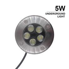 Водонепроницаемый светодиодный подземный светильник 1 шт ip68