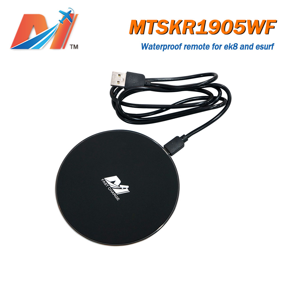 Maytech longboard controller with receiver 2.4ghz remote waterproof wireless receiver remote with LCD screen