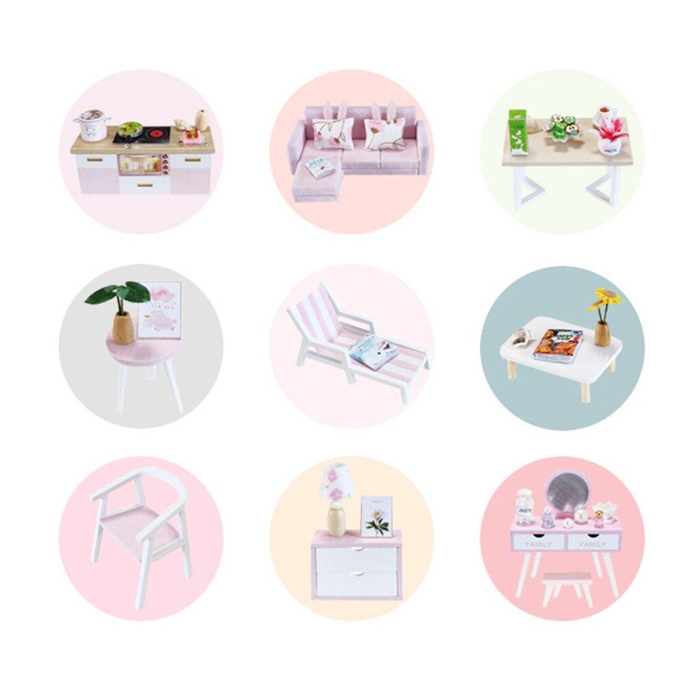 Hc6c3f9d974674193bc9d034367e97c9fh - Robotime - DIY Models, DIY Miniature Houses, 3d Wooden Puzzle
