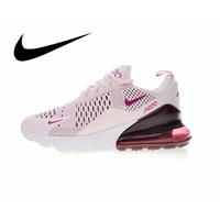 NIKE Air Max 270 Women's Running Shoes Sport Outdoor Breathable Sneakers Athletic Designer Footwear 2018 New Good Quality AH6789