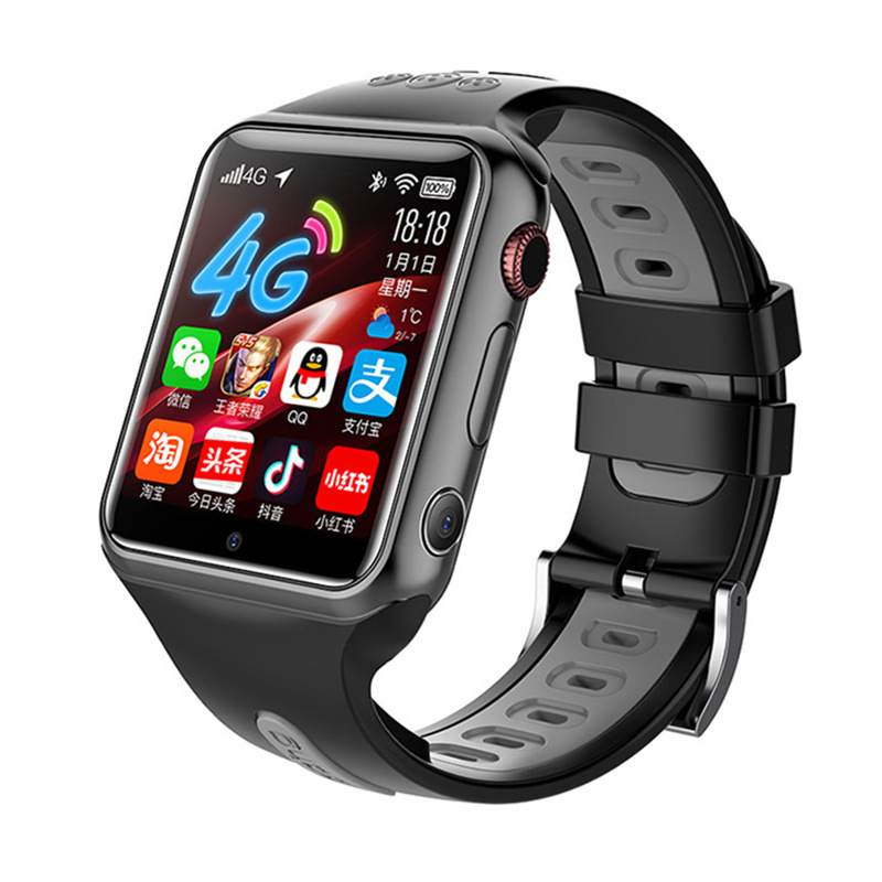Smart-Watch Network Download Video-Call Baby Anti-Lost-Support 4G for Student APP HD