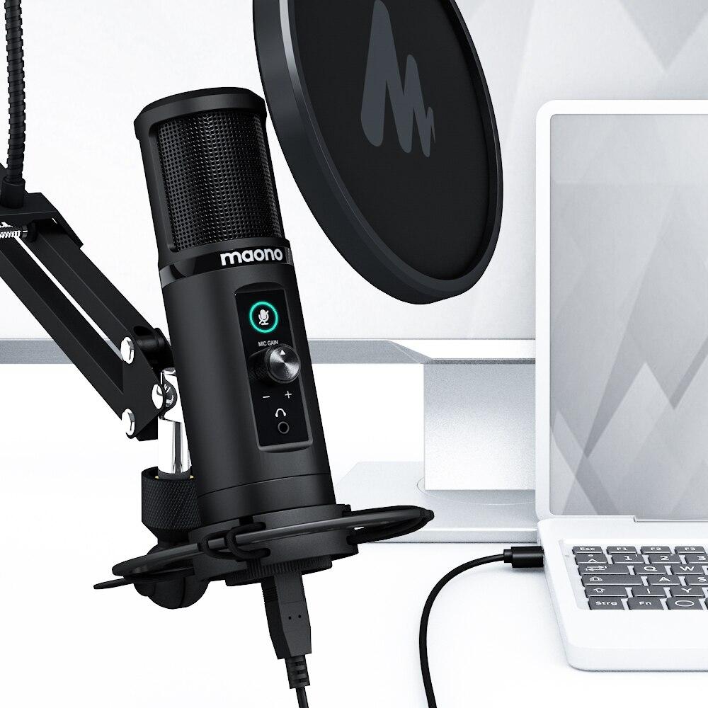 MAONO AU-PM422 Condenser Microphone 10