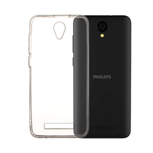Soft TPU Case For Philips S260 Back Cover Silicone TPU Prote