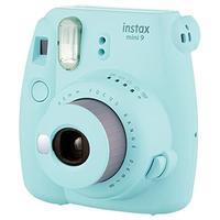 New 5 Colors Fujifilm Instax Mini 9 Instant Camera Photo Camera+14 in 1 Kit Video Bag Case Protector Filter+Album+Sticker