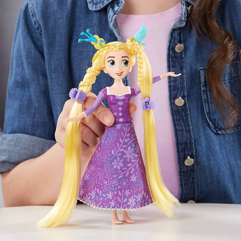 21 Cm Dễ Thương Rapunzel Búp Bê Công Chúa Pascal Rối Bé Búp Bê Xoa Dịu Búp  Bê Gái Món Quà Sinh Nhật|