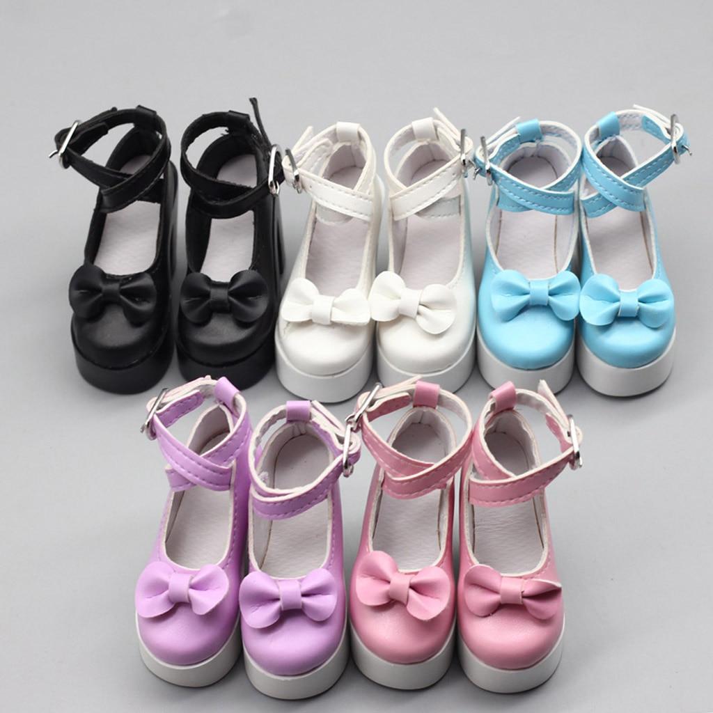 Модная кукольная обувь на высоком каблуке для 1/3 BJD Dollfie, аксессуары для одежды Куклы      АлиЭкспресс