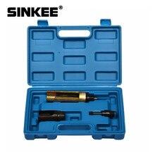 Extrator de injetor diesel para mercedes, ferramentas para mercedes cdi sprinter c e classe ferramenta de garagem sk1092 3 pçs