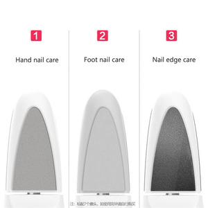 Image 5 - New Showsee Electric nail trimmer Electric Nail Clipper Cutter Baby Nail Trimmer Manicure Pedicure Clipper Nail Cutter To