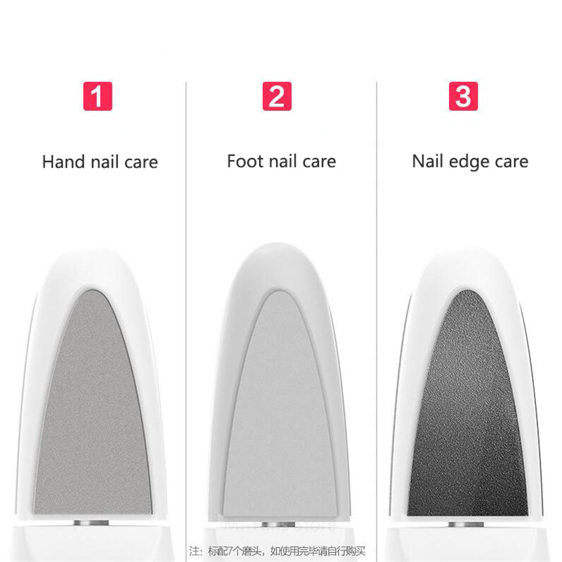 Image 5 - New Youpin Showsee Electric nail trimmer Electric Nail Clipper Cutter Baby Nail Trimmer Manicure Pedicure Clipper Nail Cutter ToSmart Remote Control   -